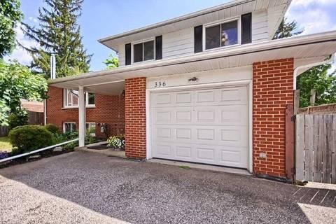 House for sale at 336 Clark St Scugog Ontario - MLS: E4636789