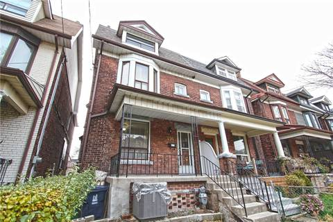 Townhouse for rent at 336 Delaware Ave Toronto Ontario - MLS: W4424601