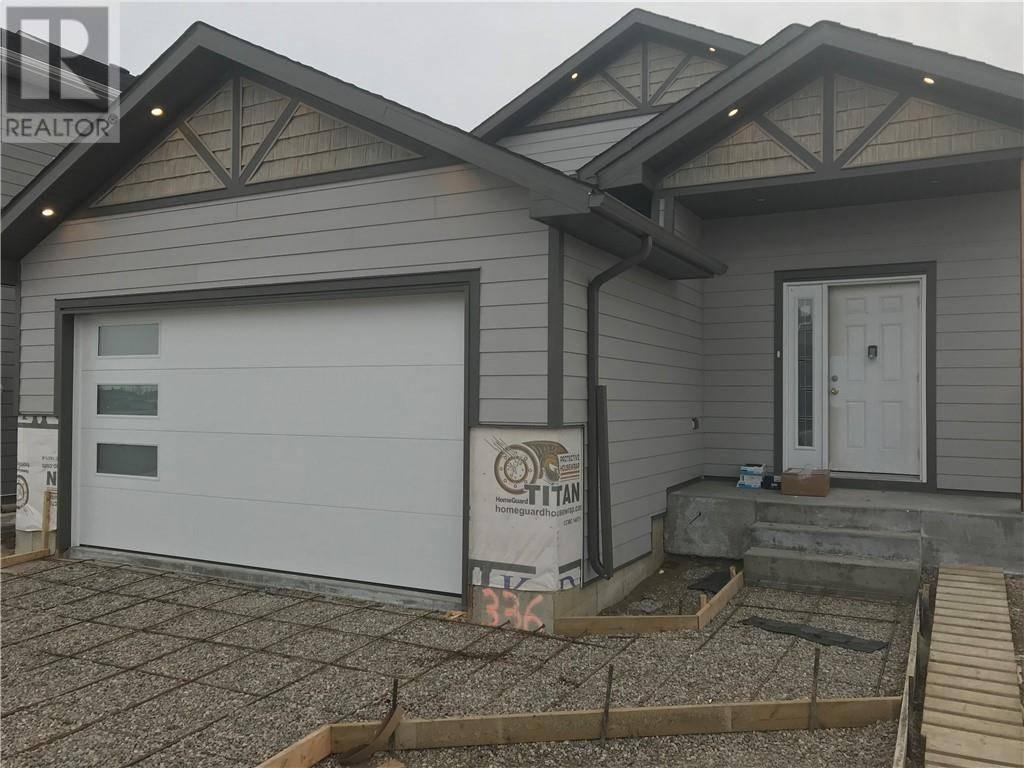House for sale at 336 Greenwood Pl Coalhurst Alberta - MLS: ld0188428
