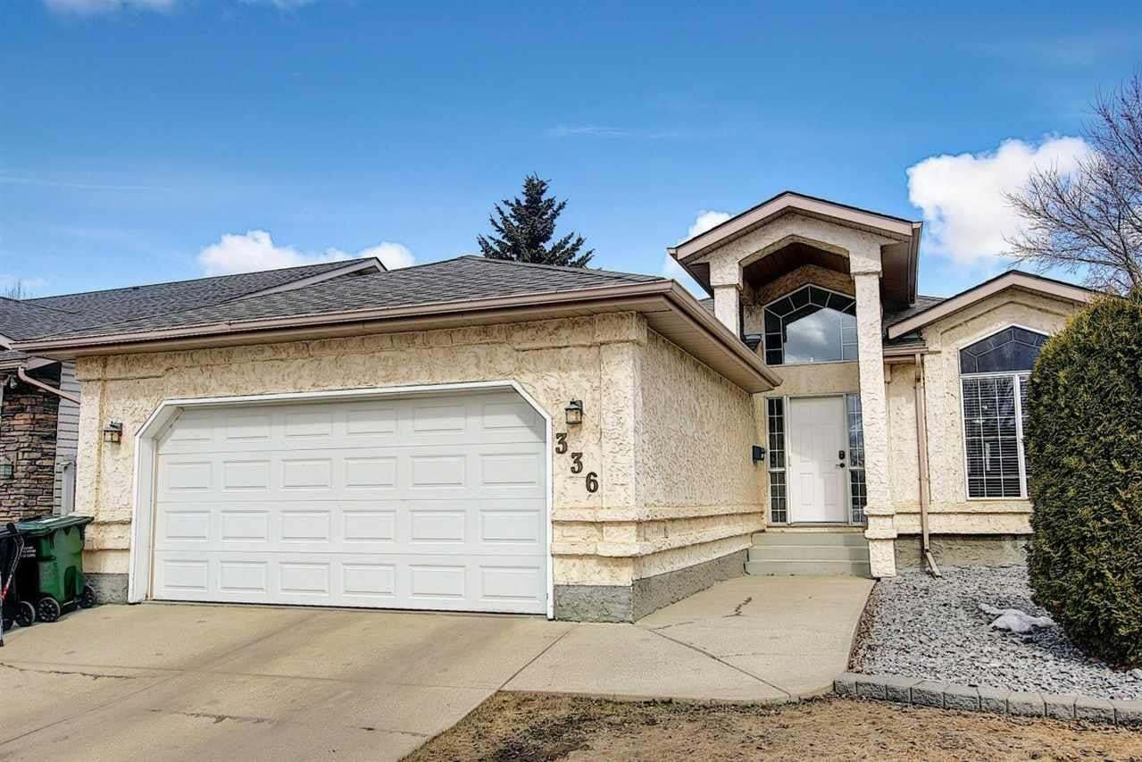 House for sale at 336 Heritage Dr Sherwood Park Alberta - MLS: E4194460