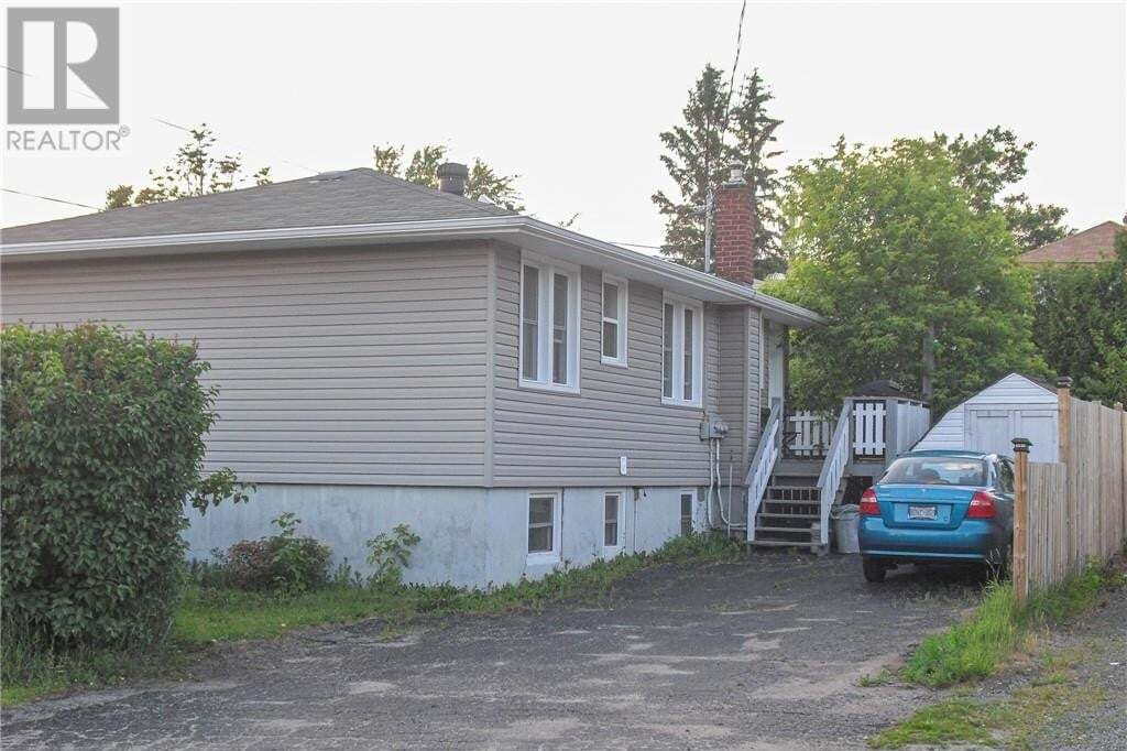 Townhouse for sale at 336 Jean D'arc Ave Greater Sudbury Ontario - MLS: 2088571