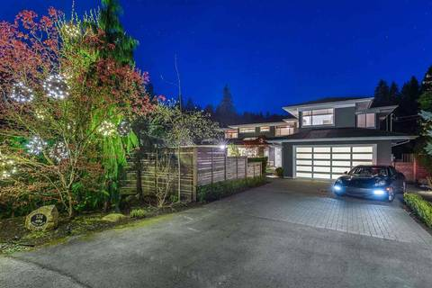 House for sale at 336 Moyne Dr West Vancouver British Columbia - MLS: R2368696