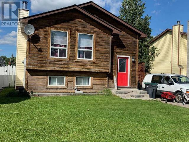 House for sale at 336 Peace River Cres Tumbler Ridge British Columbia - MLS: 180484