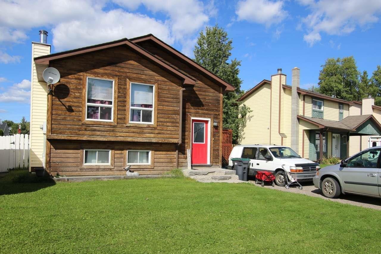 House for sale at 336 Peace River Cres Tumbler Ridge British Columbia - MLS: 186065