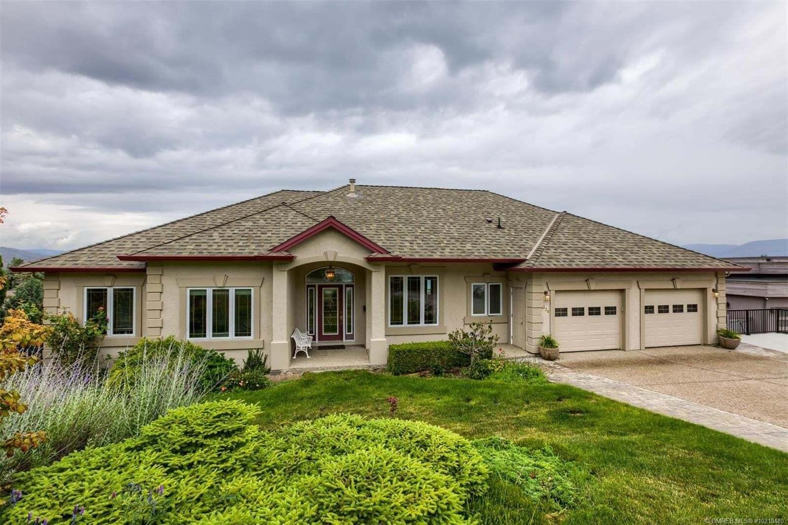 House for sale at 336 Raven Dr Kelowna British Columbia - MLS: 10210480