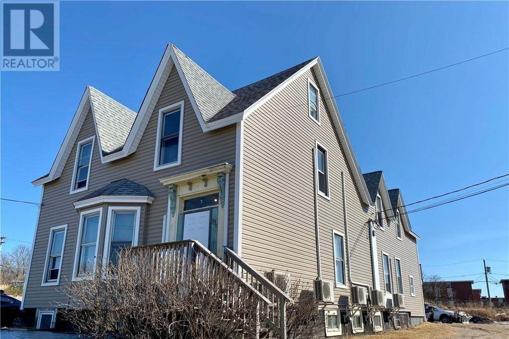 Townhouse for sale at 336 Sherbrooke St Saint John New Brunswick - MLS: NB044572