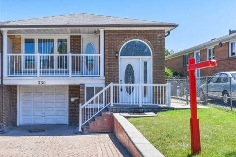 Townhouse for sale at 336 Thrace Ave Mississauga Ontario - MLS: W4918148