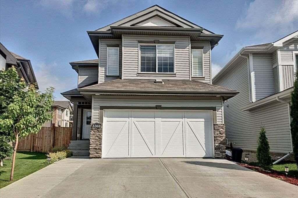 House for sale at 3360 17b Av NW Edmonton Alberta - MLS: E4210380