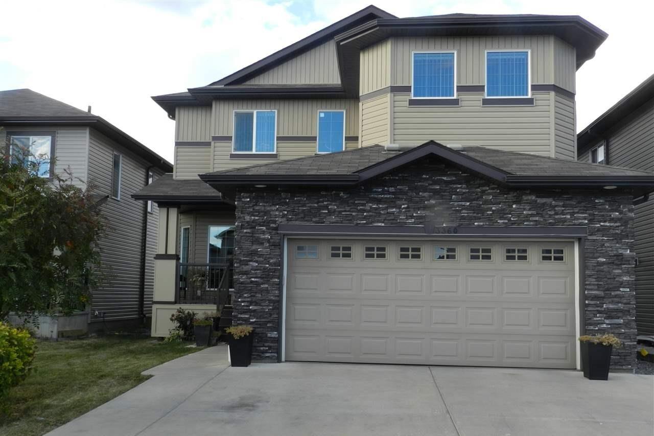 House for sale at 3360 19 Av NW Edmonton Alberta - MLS: E4215670