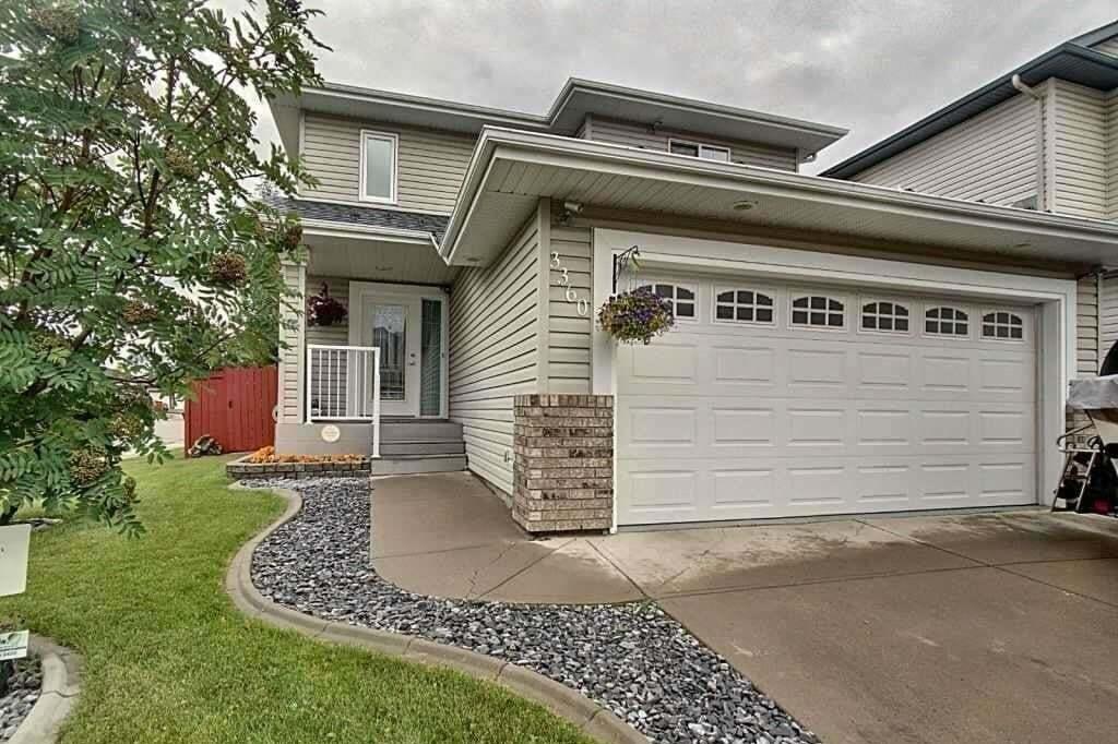 House for sale at 3360 26 Av NW Edmonton Alberta - MLS: E4196743