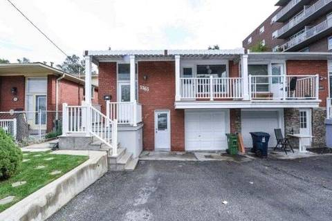 Townhouse for sale at 3363 Weston Rd Toronto Ontario - MLS: W4599973