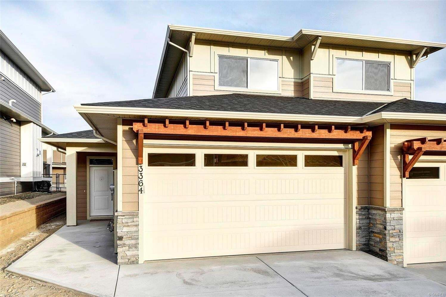 Townhouse for sale at 3364 Hawks Cres Westbank British Columbia - MLS: 10206996