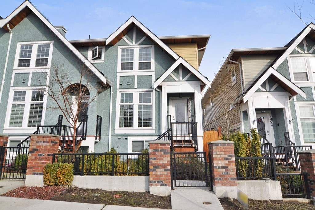 For Sale: 3365 Carmelo Avenue, Coquitlam, BC | 4 Bed, 4 Bath Townhouse for $1,170,000. See 20 photos!