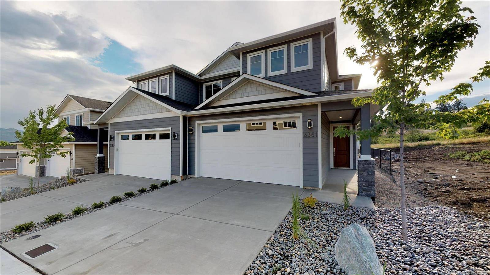 Townhouse for sale at 3365 Hawks Cres West Kelowna British Columbia - MLS: 10185296