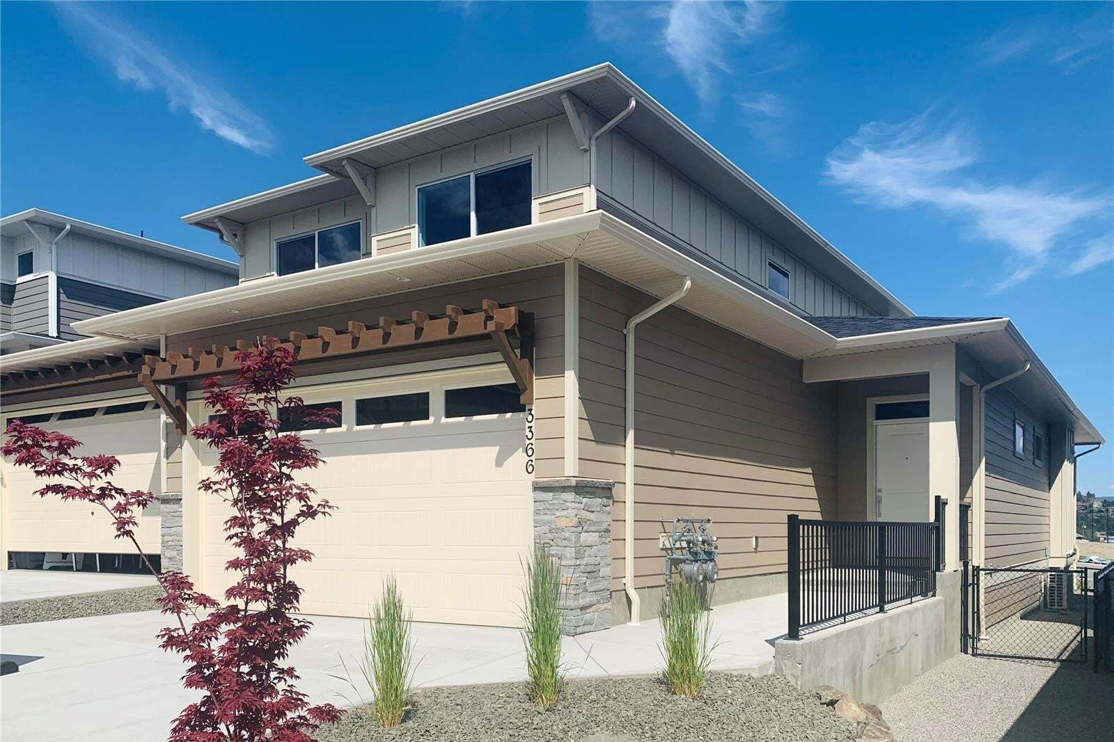 Townhouse for sale at 3366 Hawks Cres Westbank British Columbia - MLS: 10206995