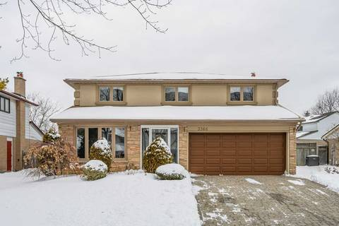 House for sale at 3366 Nadine Cres Mississauga Ontario - MLS: W4673235