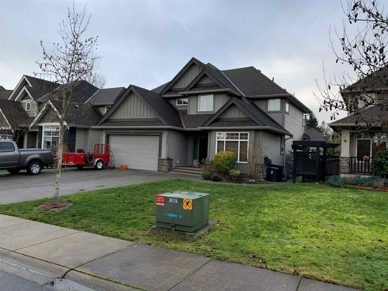 Removed: 3367 273rd Street, Langley, BC - Removed on 2020-01-29 04:33:02