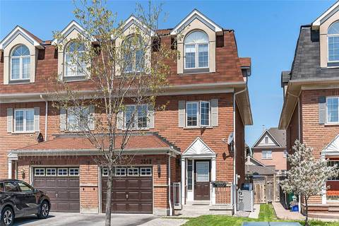 Townhouse for sale at 3367 Southwick St Mississauga Ontario - MLS: W4456449