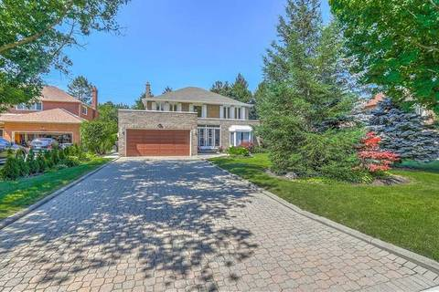 House for sale at 3368 Cider Mill Pl Mississauga Ontario - MLS: W4558393