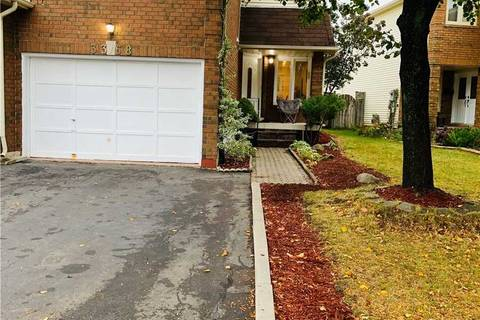 Townhouse for sale at 3368 Nighthawk Tr Mississauga Ontario - MLS: W4599269