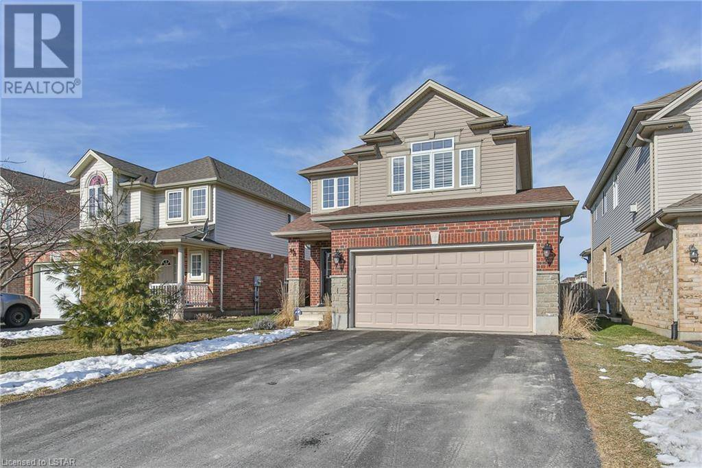 House for sale at 3369 Georgeheriot Ln London Ontario - MLS: 244692