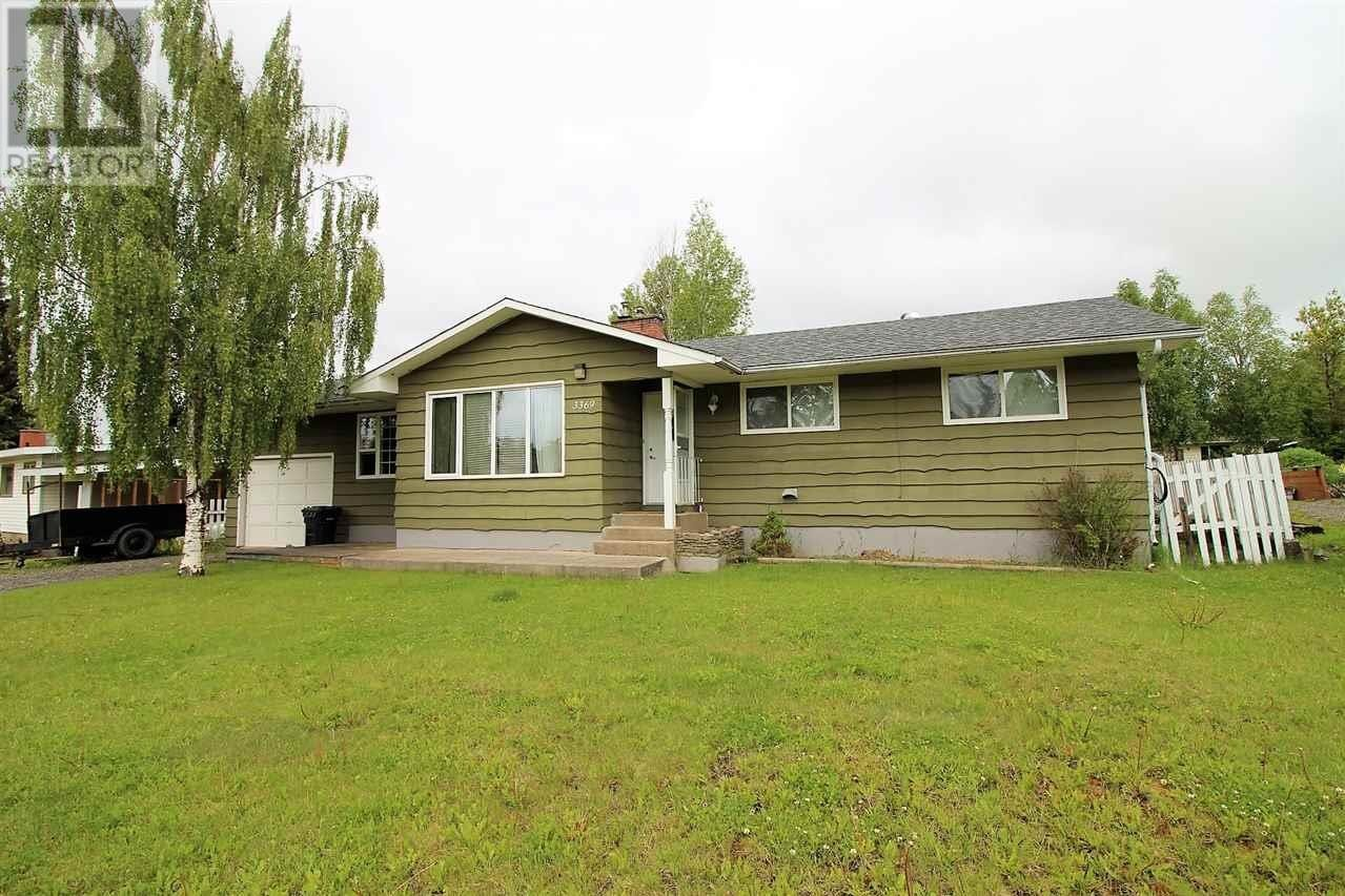 House for sale at 3369 Gillespie Rd Houston British Columbia - MLS: R2520514