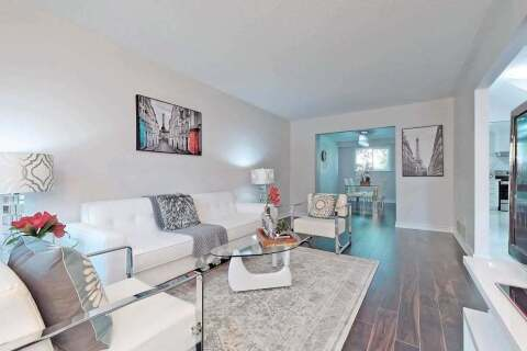 Townhouse for sale at 3369 Mainsail Cres Mississauga Ontario - MLS: W4926381