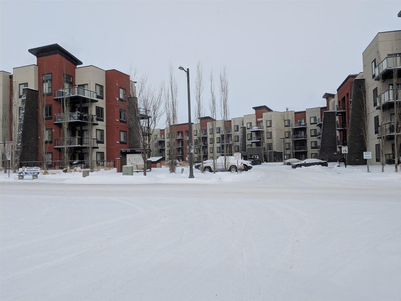 Buliding: 308 Ambleside Link, Edmonton, AB
