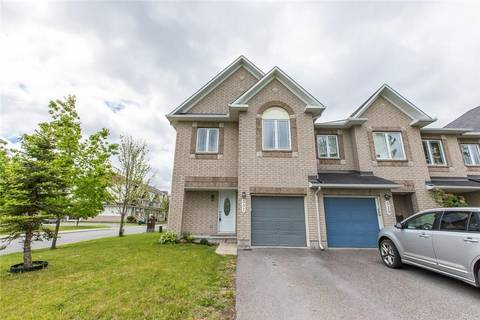 Townhouse for sale at 337 Aquaview Dr Ottawa Ontario - MLS: 1156308