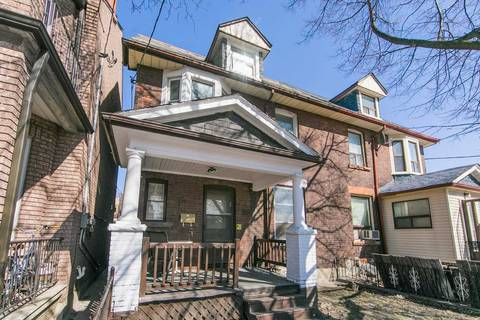 Townhouse for sale at 337 Dovercourt Rd Toronto Ontario - MLS: C4423939