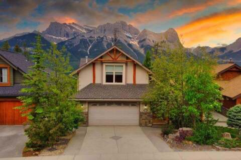 House for sale at 337 Eagle  Ht Canmore Alberta - MLS: A1010855