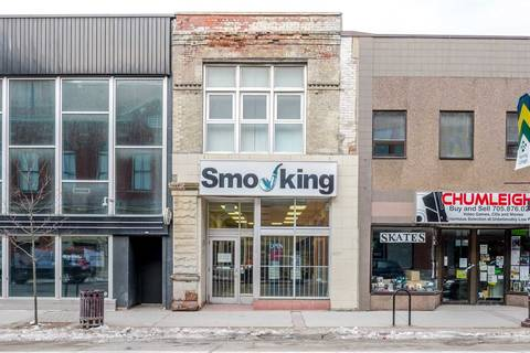 Commercial property for sale at 337 George St Peterborough Ontario - MLS: X4398733