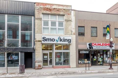 Commercial property for sale at 337 George St Peterborough Ontario - MLS: X4735182