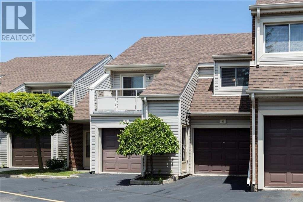 Townhouse for sale at 337 Kingswood Dr Kitchener Ontario - MLS: 30817863