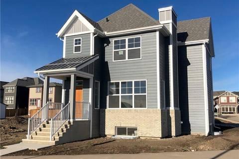 House for sale at 337 Masters Ave Se Mahogany, Calgary Alberta - MLS: C4214087