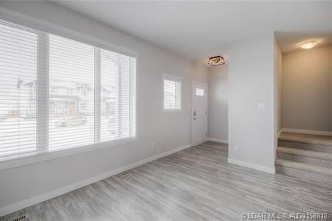 Townhouse for sale at 337 Mildred Dobbs Blvd N Lethbridge Alberta - MLS: LD0158818