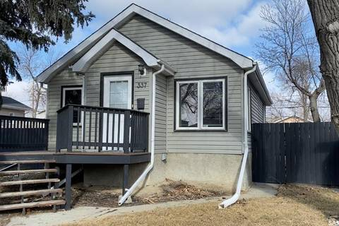 House for sale at 337 Osler St Regina Saskatchewan - MLS: SK804957