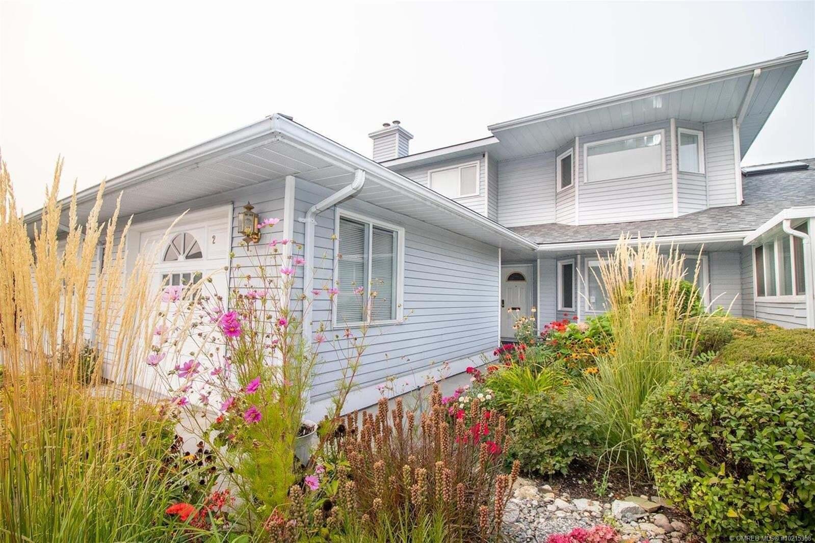 Townhouse for sale at 3370 Casorso Rd Kelowna British Columbia - MLS: 10215358
