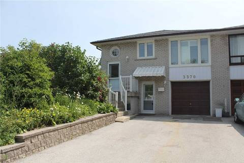 Townhouse for sale at 3370 Queen Frederica Dr Mississauga Ontario - MLS: W4517766