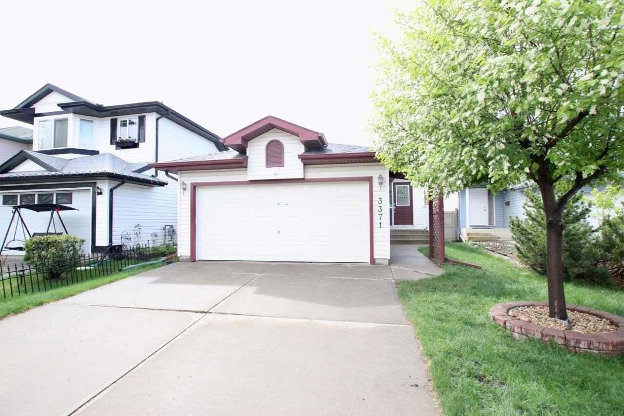 House for sale at 3371 24 Av NW Edmonton Alberta - MLS: E4193348