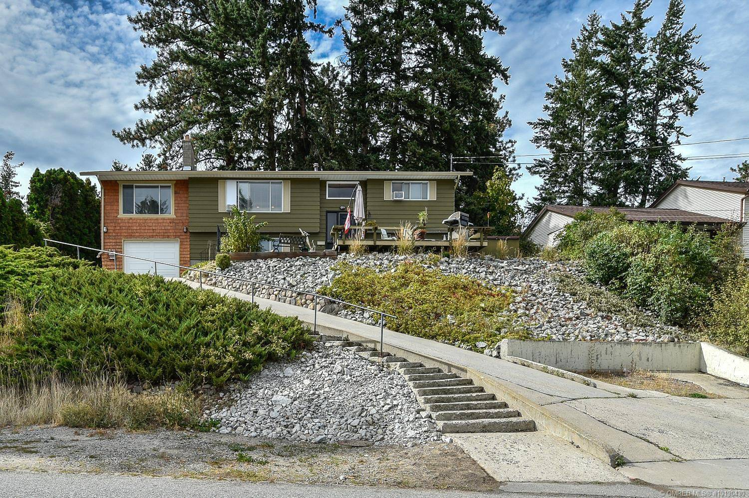 House for sale at 3372 Mcqueen Rd West Kelowna British Columbia - MLS: 10190430