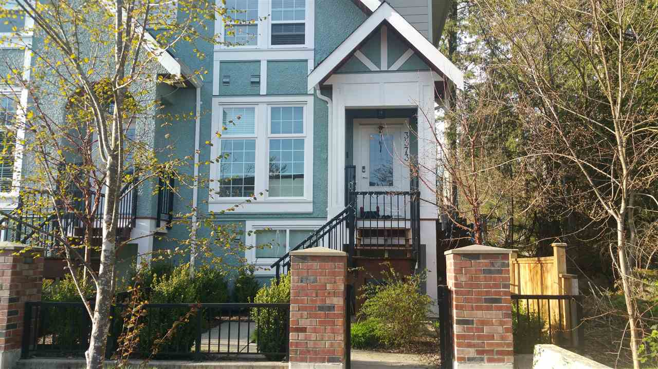 For Sale: 3373 Carmelo Avenue, Coquitlam, BC   4 Bed, 4 Bath Townhouse for $1,149,000. See 20 photos!