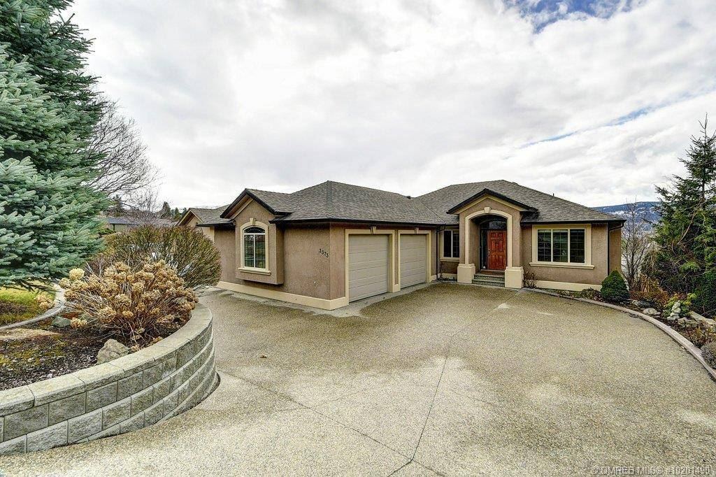 House for sale at 3373 Merlot Wy West Kelowna British Columbia - MLS: 10201490
