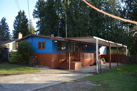 Home for sale at 3373 Richards Rd Roberts Creek British Columbia - MLS: R2336894