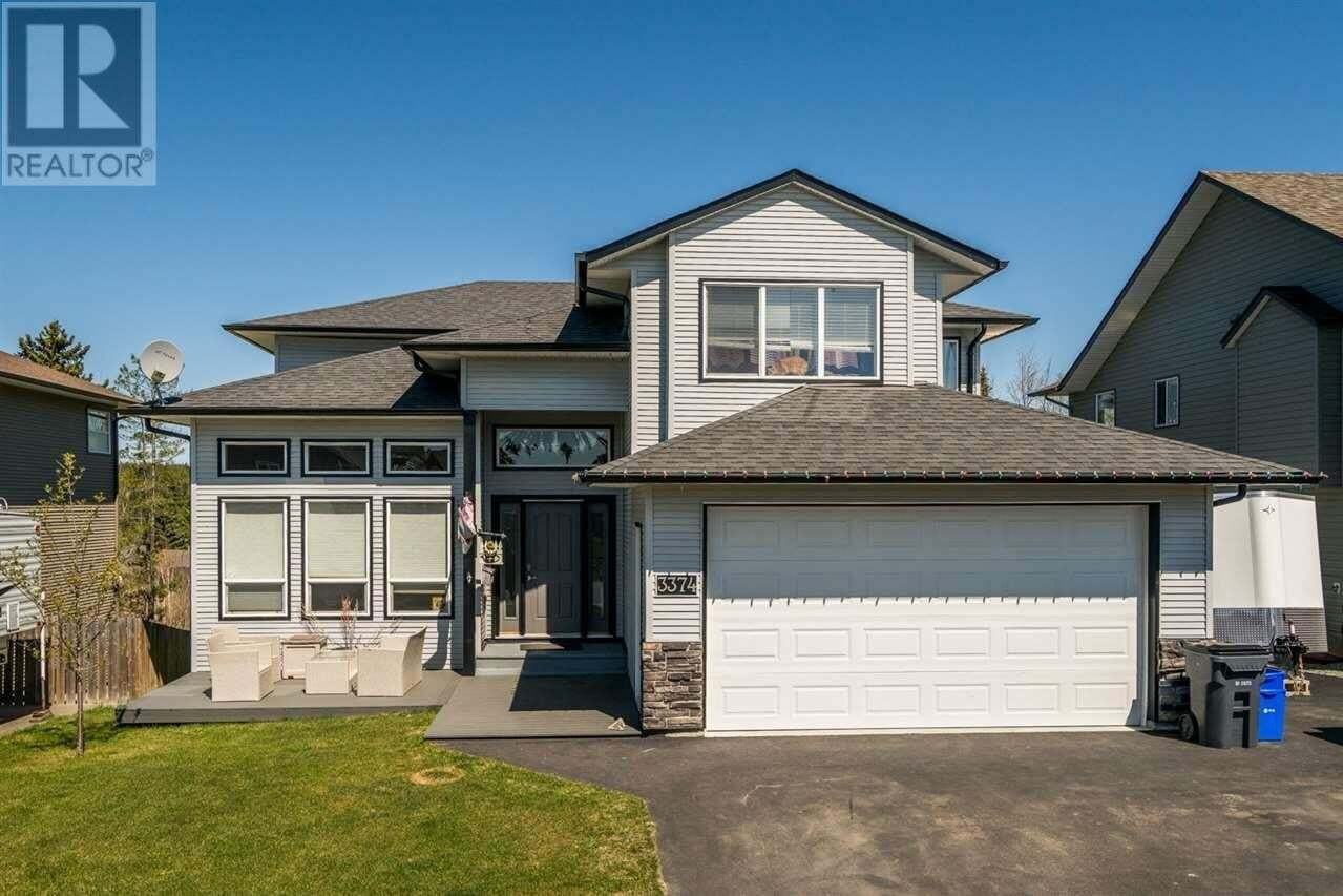 House for sale at 3374 Chartwell Ave Prince George British Columbia - MLS: R2454953