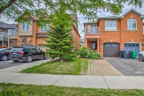 Townhouse for rent at 3375 Mcdowell Dr Mississauga Ontario - MLS: W4577536