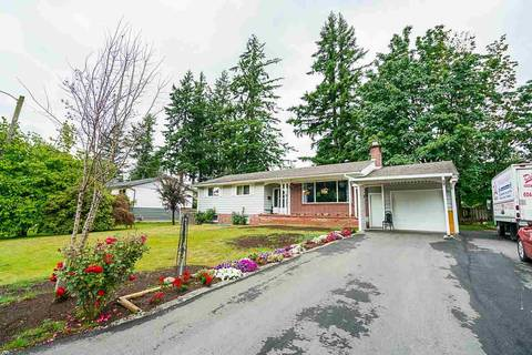 House for sale at 33753 Beechwood Dr Abbotsford British Columbia - MLS: R2386267