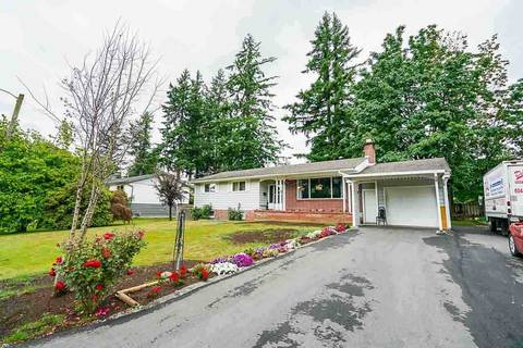 House for sale at 33753 Beechwood Dr Abbotsford British Columbia - MLS: R2423747
