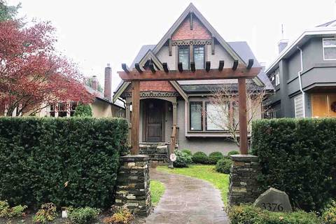 House for sale at 3376 26th Ave W Vancouver British Columbia - MLS: R2421212
