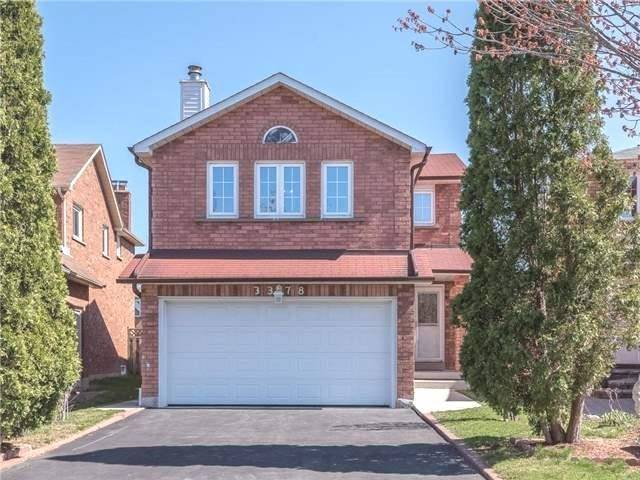 Sold: 3378 Bertrand Road, Mississauga, ON